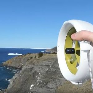 Want a cool gadget for powering your camp off the grid?