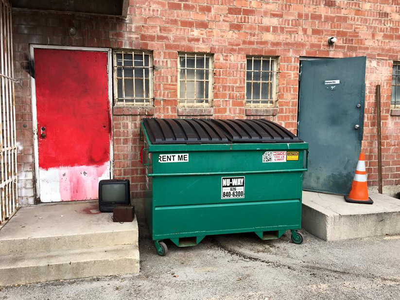 Nu-way Dumpster Rental