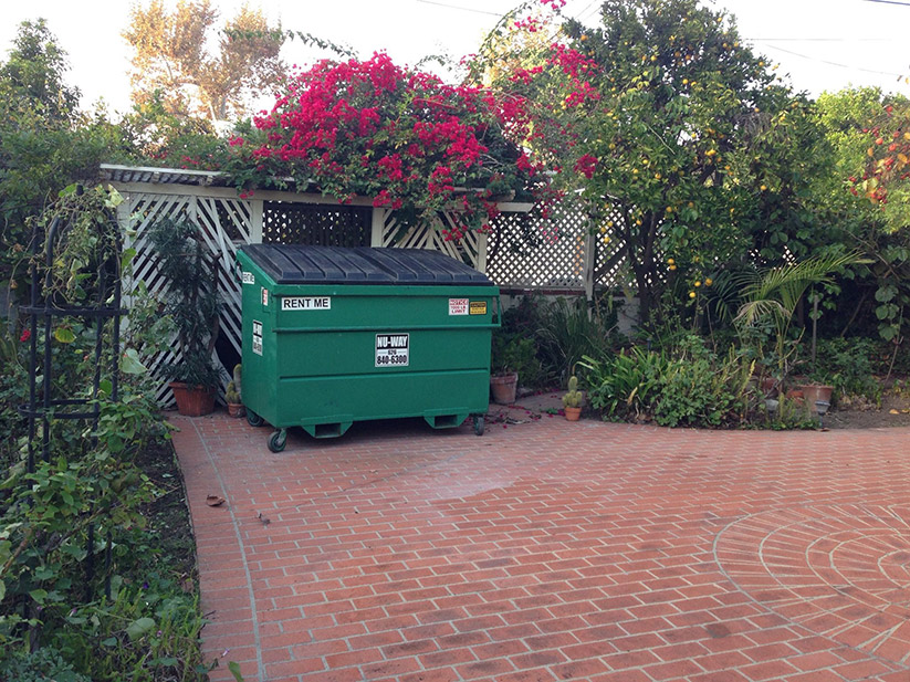 Long Beach Garbage Bin Rental