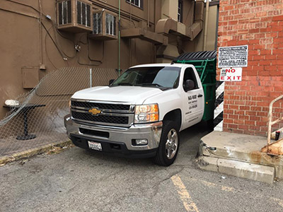 Los Angeles Trash Bin Rental