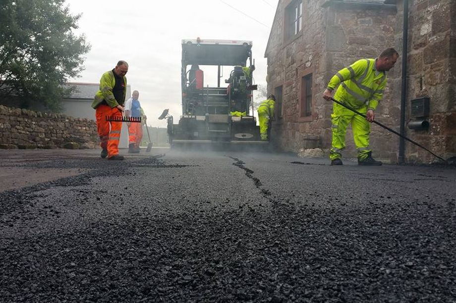 UK startup uses recycled plastic to build stronger roads