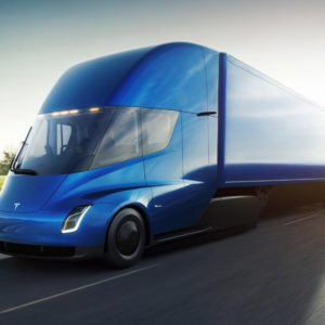 Tesla's New Semi Truck