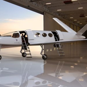 Electric Planes on the horizon?