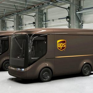 UPS reveals new electric delivery trucks